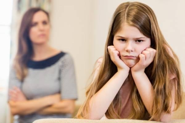 بی توجهی والدین نسبت به یکدیگر