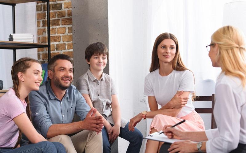 انواع مشاوره های روانشناسی خانواده