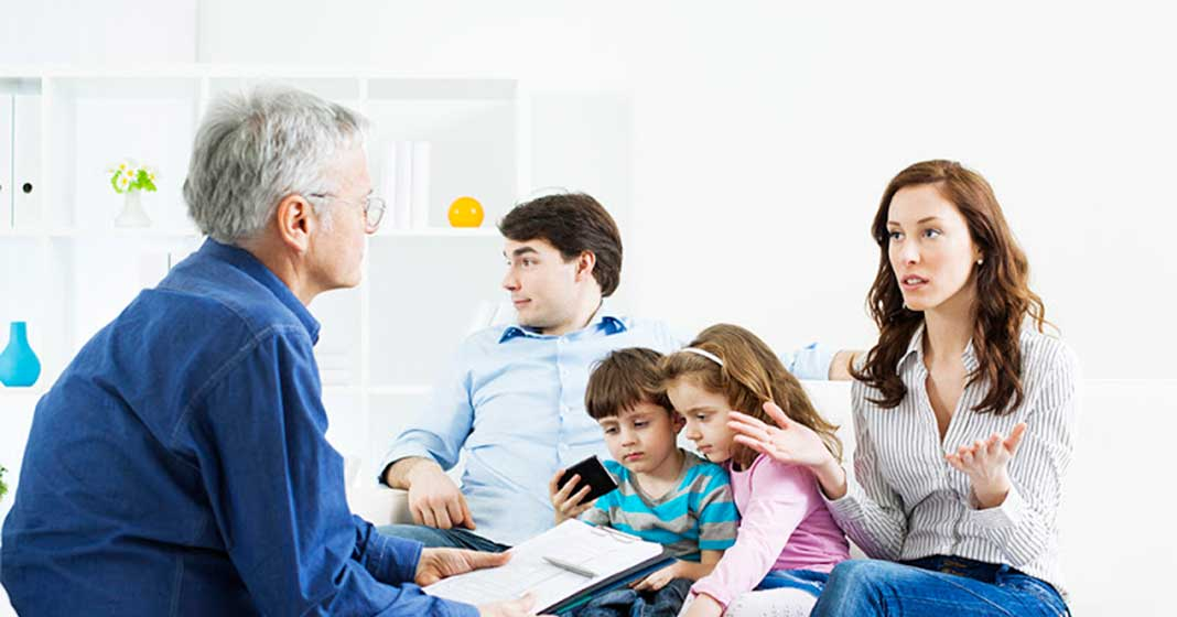 مشاوره خانواده در آلمان