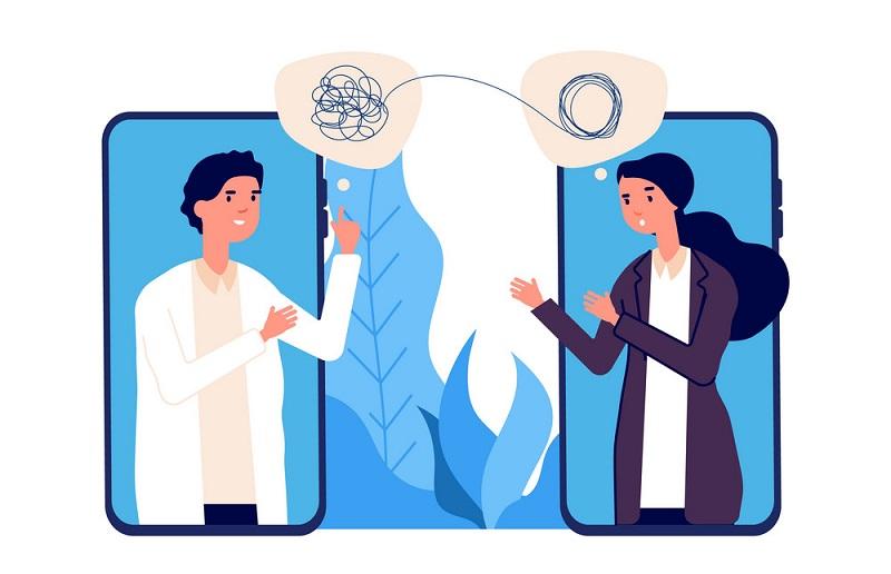 مشاوره روانشناسی تلفنی