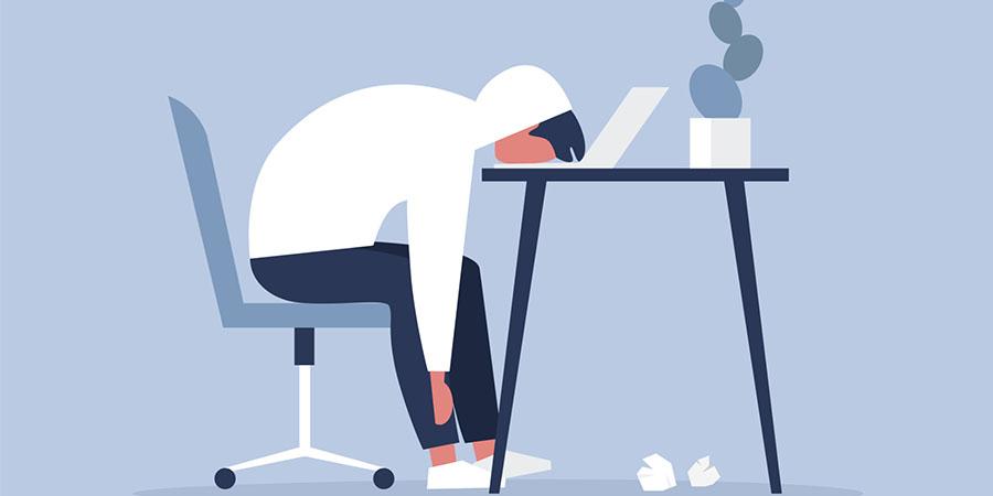 علت استرس بی دلیل چیست؟